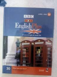Curso de Inglês completo em Livro + DVD