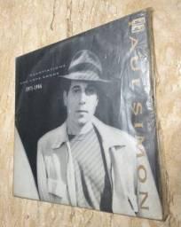 LP duplo Paul Simon 1971 a 1986