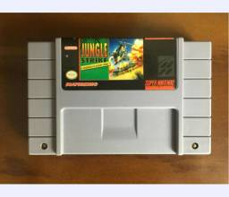 Jungle Strike ORIGINAL Playtronic para Super Nintendo