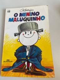 Livros infantis do Ziraldo