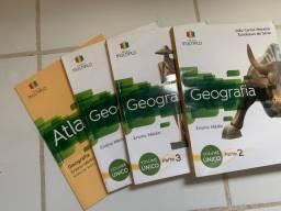livro ensino médio geografia