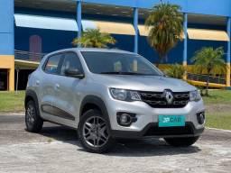 Título do anúncio: Renault Kwid 1.0 Intense Manual Flex 2018/2019 - JPCAR