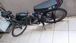Bike motorizada 80cc.