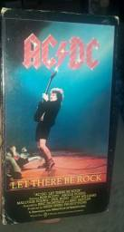 Vhs Acdc Let there be Rock.