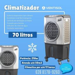 Título do anúncio: Climatizador Ventisol