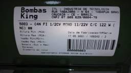 Motor bomba centrífuga weg 1/2 cv