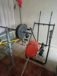 vendo equipamento de academia