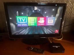 Suporte Técnico em TV Box  IPTV conta 1300 canais