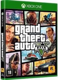 GTA V em mídia física Xbox One, dou garantia