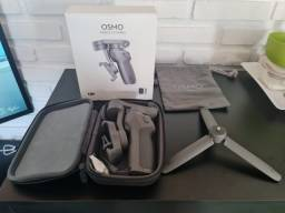 Estabilizador Dji Osmo Mobile 3 Combo completo.