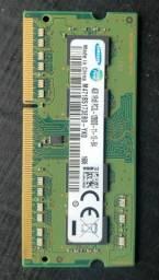 Troco/vendo memória Ram Pc3l 4gb Samsung e 2GB