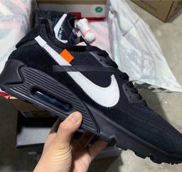 Tênis Nike x off white Air max 90
