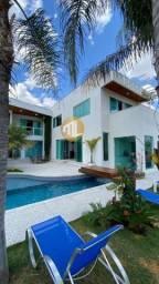 Título do anúncio: Casa em Condomínio com 4 suítes em Lagoa Santa