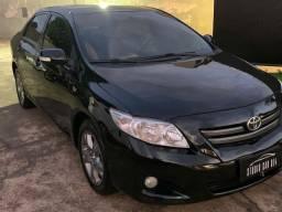 Corolla XEI 2009 1.8 Preto