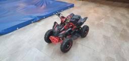 Quadriciclo Infantil 49cc A Gasolina 0km