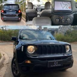 Jeep Renegade automatico com apenas 21.000km