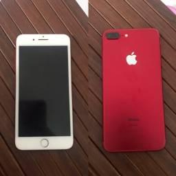 iPhone 7 Plus 128gb Red usado