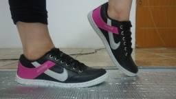 2 pares - Nike e Vans: N°37
