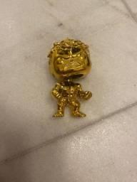Funko pop original hulk dourado