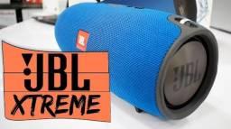 Jbl caixa de som Xtreme super grande USB Bluetooth entregamos