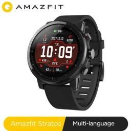 Relogio Smart Amazfit Stratos 2 Lacrado e Original Xiaomi
