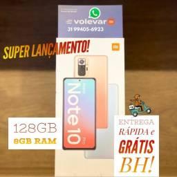 PROMOÇÃO 12x178 cartão! Xiaomi NOTE 10 PRO 128GB 8GB - Novo Lacrado GARANTIA - Global