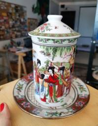 Título do anúncio: Conjunto chá chinês