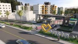 Apartamento para Venda em Ponta Grossa, Uvaranas, 2 dormitórios, 1 banheiro, 1 vaga