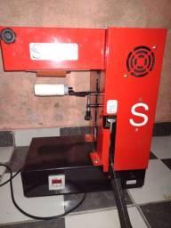 Giro 360 Stransfer e 1 impressora laser Hp cp1215