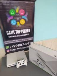 Xbox One S Semi Novo Excelente com Garantia