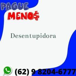 Título do anúncio: @Desentupidora 24 horas com os melhores técnicos de Goiânia é região.....