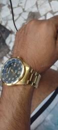 Título do anúncio: Relógio Seculus semi novo