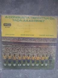 Disco de Vinil Copa 1970
