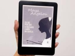 Amazon Kindle 10a geração Preto 8 GB - Novo e Lacrado