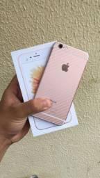 Iphone 6s rose na garantia