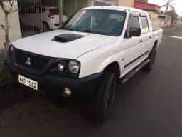 L200 GL 4x4 2.5 Turbo Diesel