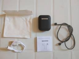 Fone de Ouvido AirPods i12 TWS Bluetooth 5.0 com Sensor Touch