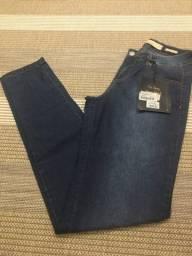 Vendo calça jeans, marca missbella, tamanho 38 nova.