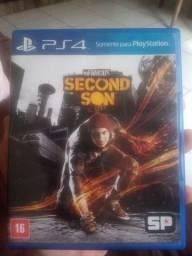 Infamous Second Son de PS4