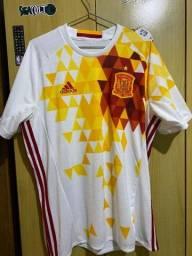 Camisa Espanha 2016/2017