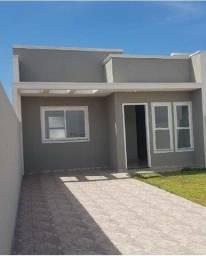 Casa em Cará-Cará, Ponta Grossa/PR de 50m² 2 quartos à venda por R$ 144.900,00