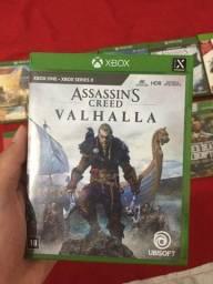 Assassinato creed valhalla para Xbox one e Xbox series