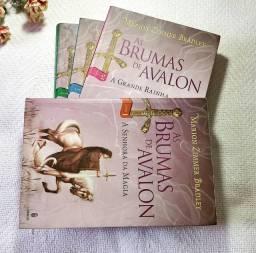 Box As Brumas de Avalon