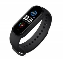 pulseira Smartband Relógio Inteligente M5 Monitor Saúde