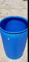 tambor de plástico