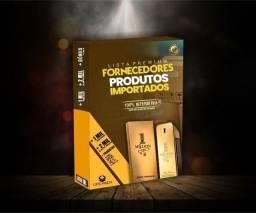Lista Premium de fornecedores de produtos importados