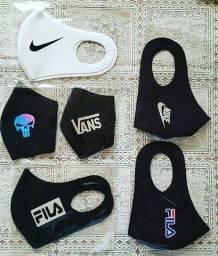 Mascaras diversas tommy e neoprene