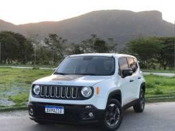 Título do anúncio: Jeep Renegade Sport 2016 / Baixo km! / Banco de couro!