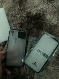 Capinha para iPhone XR com proteção pra câmera
