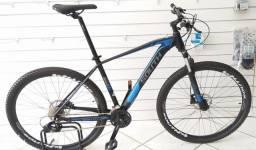Título do anúncio: Bicicleta SOUTH Azul 27 Marchas